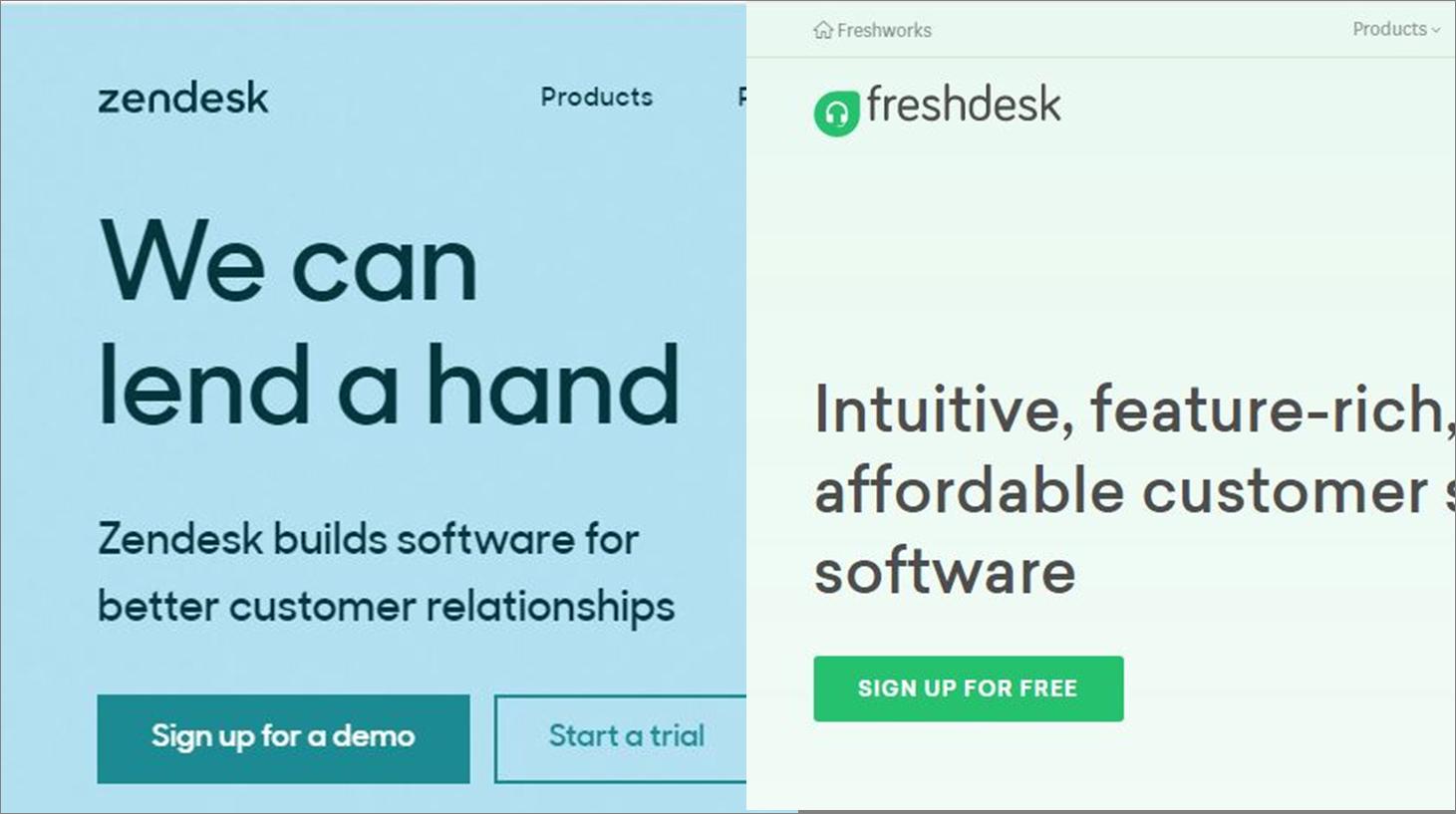 Freshdesk Vs Zendesk Review Login Demo Pricing Crm